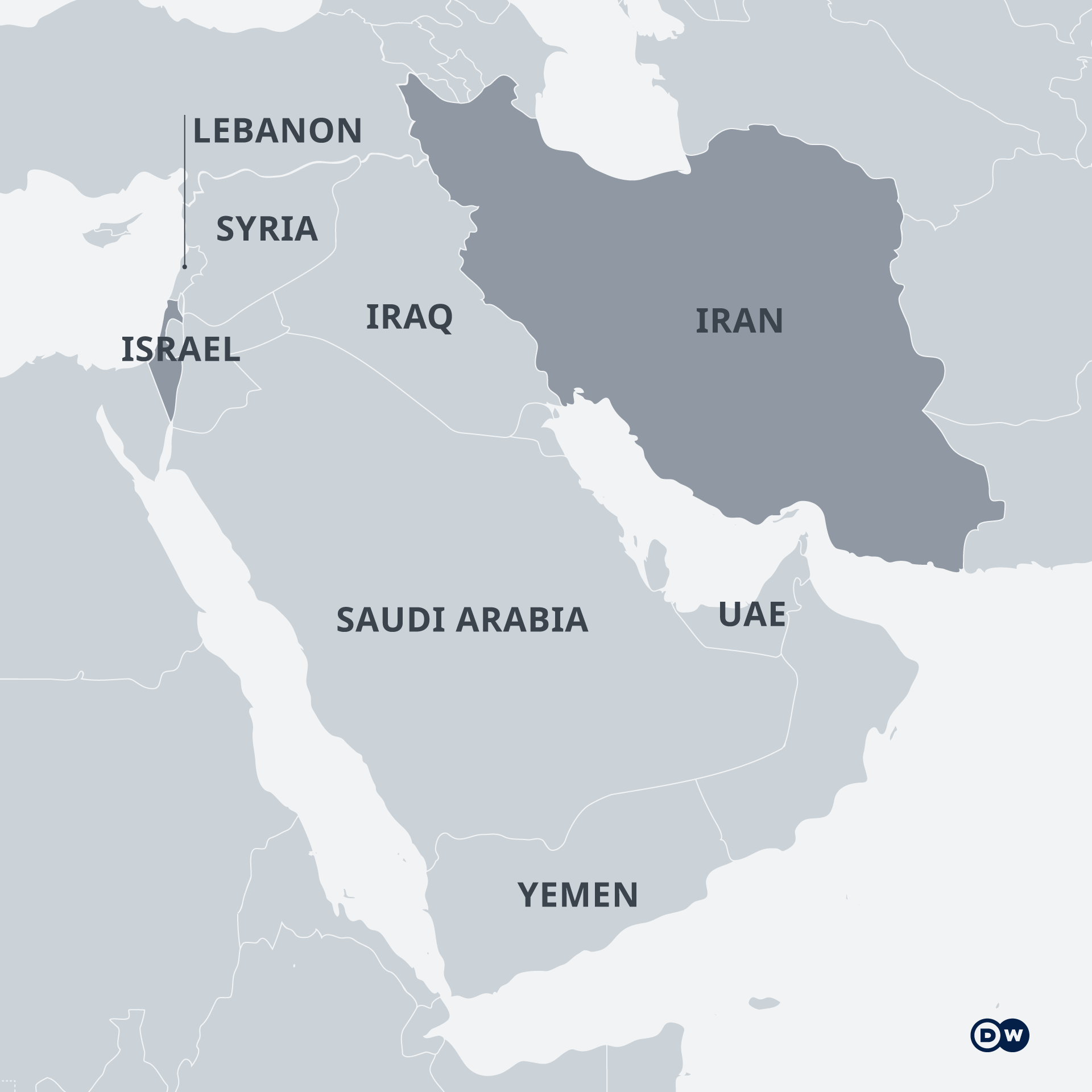 Israel Iran Conflict To Be Major Middle East Issue In 2020 Middle East News And Analysis Of Events In The Arab World Dw 02 01 2020