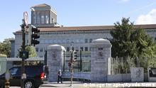 Schweiz Genf   WTO Hauptquartier