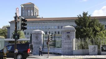 Schweiz Genf | WTO Hauptquartier