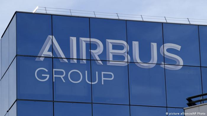 Logo Airbus Group (picture-alliance/AP Photo/M. Euler)