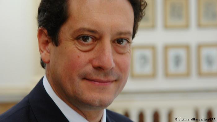 Pesce ocupó la vicepresidencia del organismo entre septiembre de 2004 y diciembre de 2015.