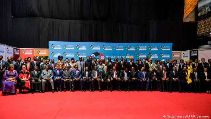 Baadhi ya vuiongozi wanaohudhuria mkutano wa kilele wa ACP mjini Nairobi