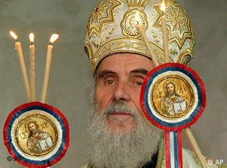 Српскиот поглавар Иринеј