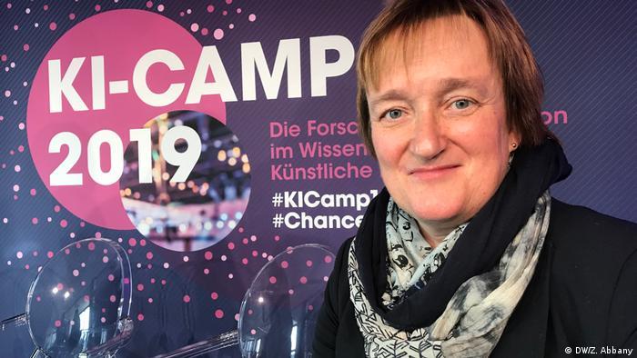 Prof. Dr. Ina Schieferdecker (Zulfikar Abbany)