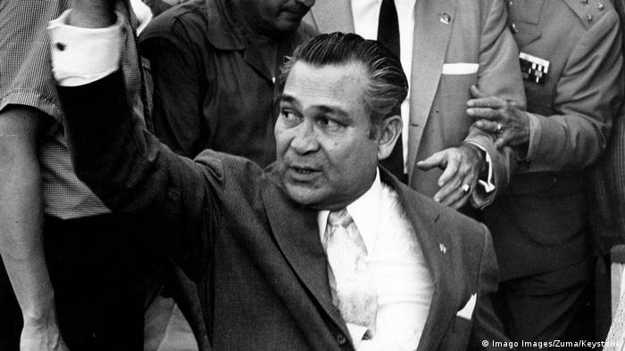 Kuba Fulgencio Batista (1957) (Imago Images/Zuma/Keystone)