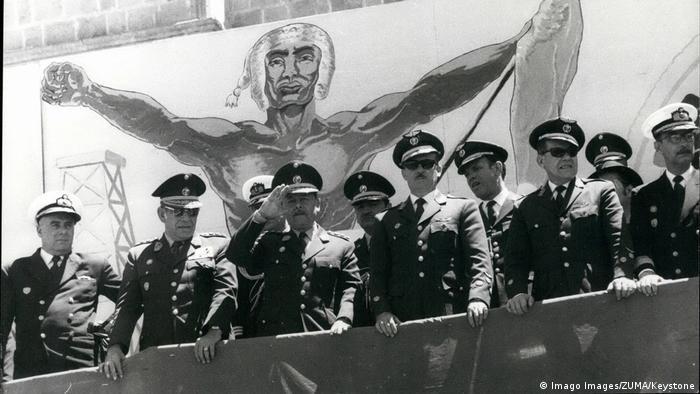 Peru Juan Velasco Alvarado (Imago Images/ZUMA/Keystone)