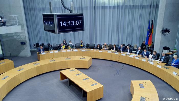 Berlin | Petitionsausschusses im Bundestag zu Taiwan