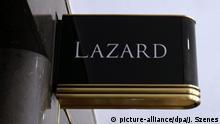 USA Lazard Asset Management in New York