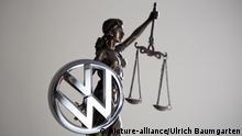 Symbolbild VW Diesel Skandal Prozess