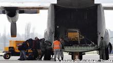 Chile Santiago Hercules C130 Rettungsaktion Flugzeugabsturz