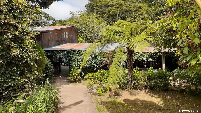 Nicaragua Naturschutzgebiet Tisey