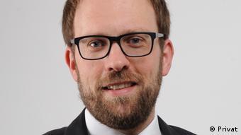 Christian Tams, Professor für Völkerrecht an der Uni Glasgow