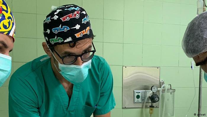 Ärzte ohne Grenzen| Gaza | Dionysios Mavrodis