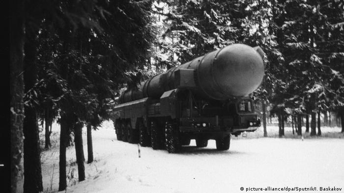 SS-20 Rakete