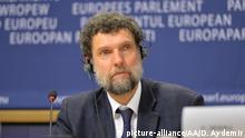 Belgien Osman Kavala in Brüssel