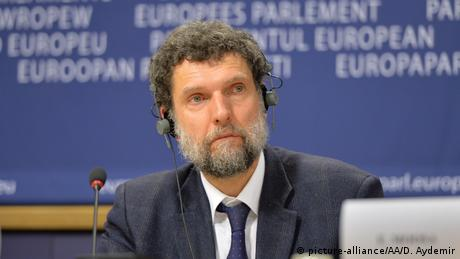 Osman Kavala in 2014 (picture-alliance/AA/D. Aydemir)