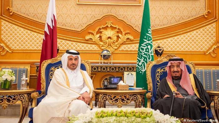 Saudi Arabien Gulf Summit Katar