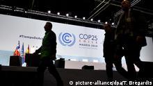 Spanien UN-Klimakonferenz 2019 COP 25 l Logo