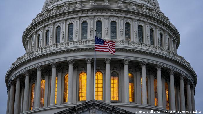Trump Impeachment Capitol