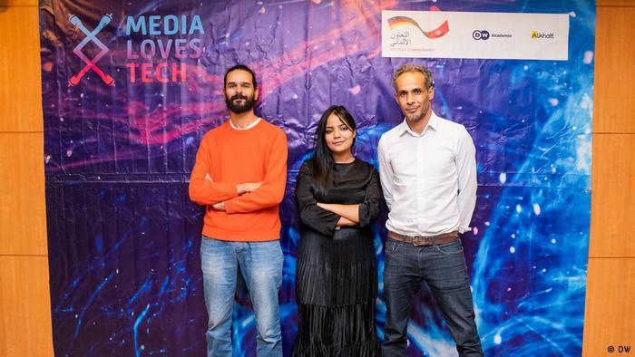 DW Akademie Preisverleihung Media Loves Tech