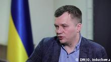Ukraine l Wirtschaftsminister Tymofij Mylowanow