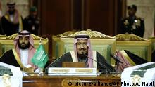 Saudi-Arabien Gipfeltreffen Golf-Kooperationsrat in Riad