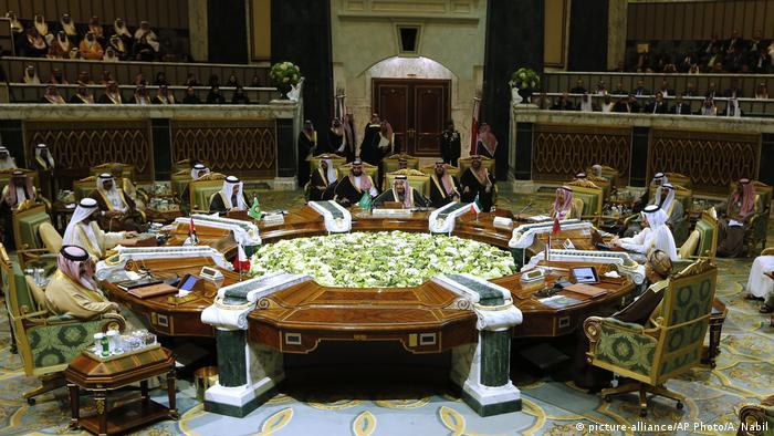 صورة من الأرشيف لقمة التعاون الخليجي بالرياض (أرشيف 10/12/2019)