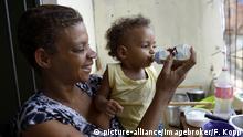 Brasilien Armenviertel Favela Senador Camara