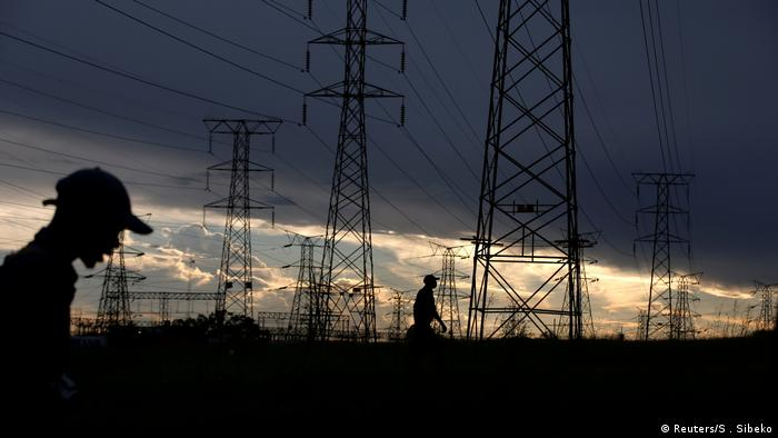 South Africa is facing an electricity crisis