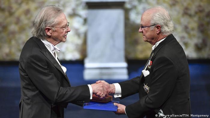 Peteru Handkeu uručena Nobelova nagrada za književnost 10.12. 2019 na Dan ljudskih prava
