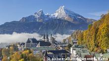 BG Internationale Tag der Berge l Watzmann, Chiemgau