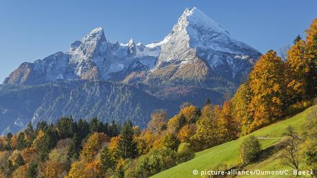 BG Internationale Tag der Berge l Watzmann, Chiemgau (picture-alliance/Dumont/C. Baeck)
