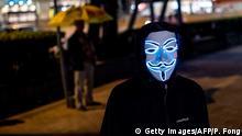 BdTD Hongkong Proteste
