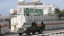 Somalia Mogadischu Angriff auf SYL-Hotel