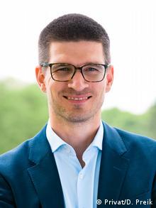 Deutschland Universität Köln l Soziologe Clemens Kroneberg (Privat/D. Preik)