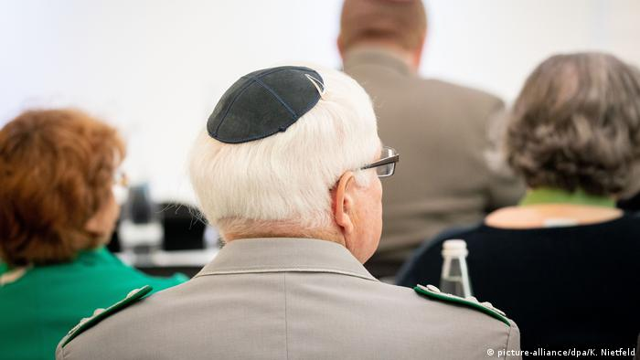Oficial judeu da Bundeswehr