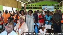Papua-Neuguinea Bougainville Unabhängigkeits-Referendum