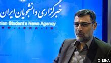Abgeordneter Ghazizadeh Hashemi