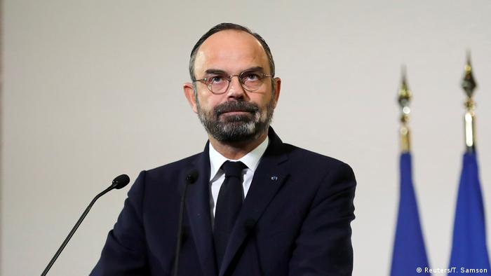 French PM Edouard Philippe unveils the pension reform plan