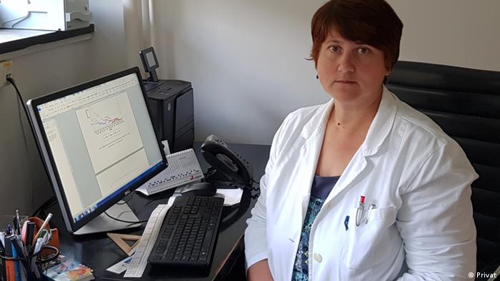 dr. sc. Gordana Pehnec