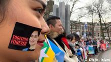 Niederlande Justiz l Unterstützung für Min Aung Hlaing vor dem Internationalen Gerichtshof in Den Haag