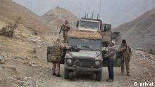 16/11/2009 Qais Jalal (Name geändert) während seiner Zeit als Ortskraft in Afghanistan Copyright: DW