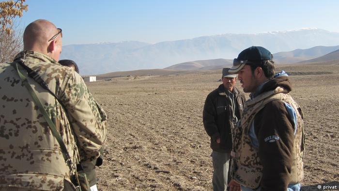 Afghanistan Ortskraft Qais Jalal