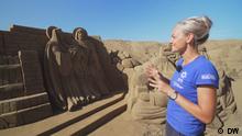 DW Euromaxx l Sandskulptur