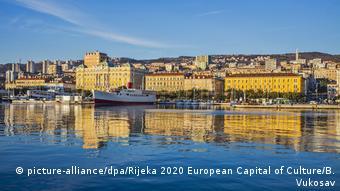Koratien Rijeka | Kulturhauptstadt 2020 (picture-alliance/dpa/Rijeka 2020 European Capital of Culture/B. Vukosav)