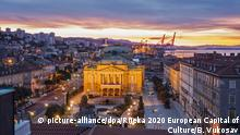 Kroatien Rijeka | Kulturhauptstadt 2020