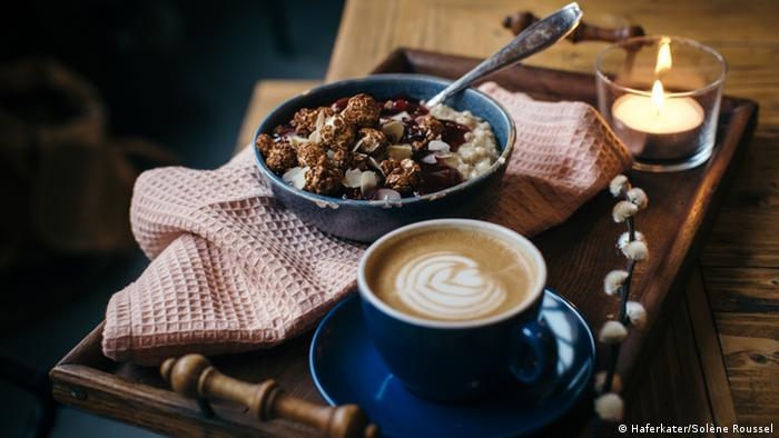 Porridge Special (Haferkater/Solène Roussel)
