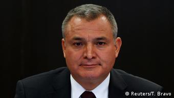 Genaro García Luna, ex secretario de Seguridad Pública en México