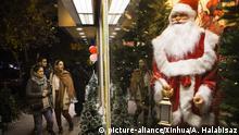 Iran Teheran | Vorweihnachtsstimmung