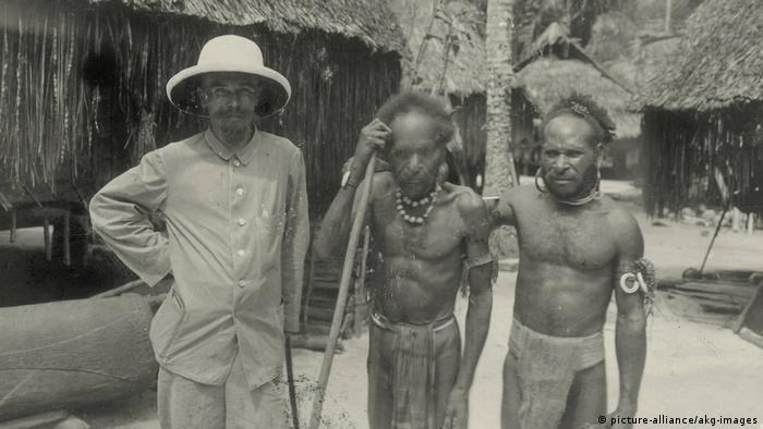 German New Guinea (picture-alliance/akg-images)